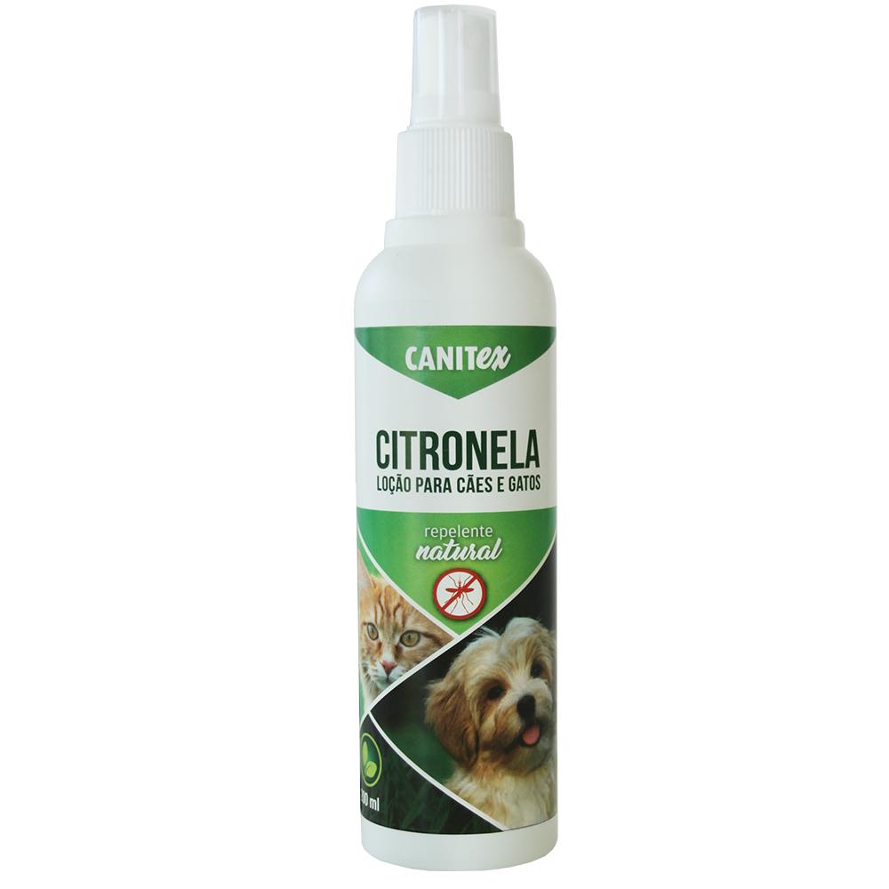 ORNI-EX Canitex - Loção Citronela para Cães e Gatos - 200 ml