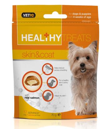 VETIQ Healthy Treats Skin & Coat