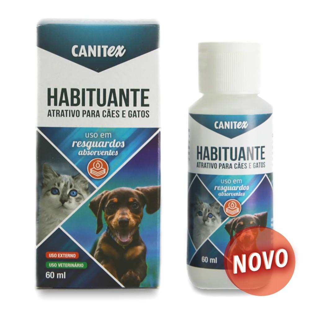 ORNI-EX Canitex - Habituante para Cães e Gatos - Especial Resguardos - 60 ml