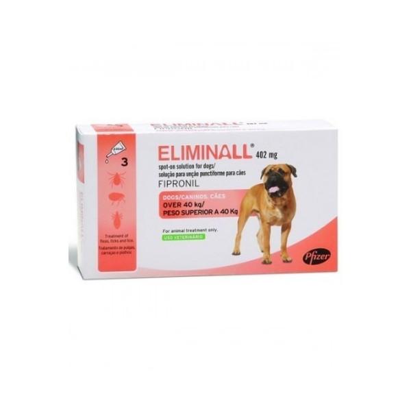ELIMINALL Cão + 40 Kg