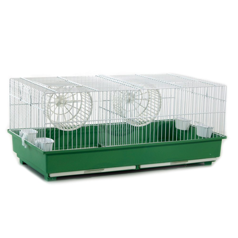 ORNI-EX Gaiola Dupla para Hamsters