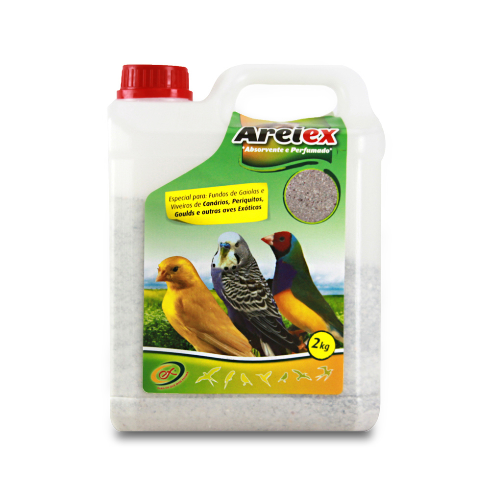 ORNI-EX Areiex - Areia Especial para Aves