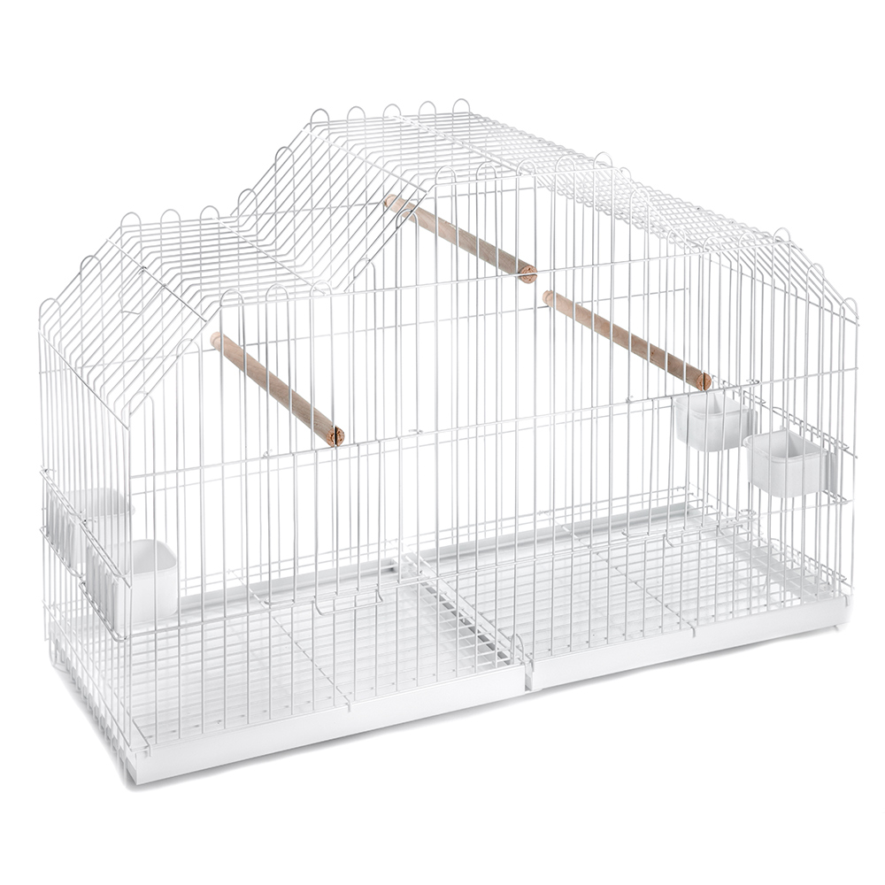ORNI-EX Gaiola Dupla para Papagaio