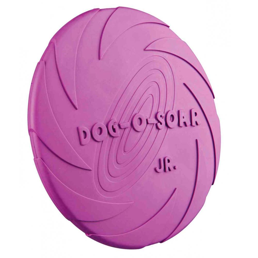 TRIXIE Disco Frisbee Flutuante em Borracha Termoplástica
