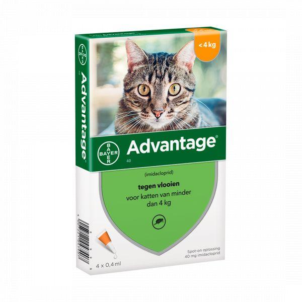 ADVANTAGE 40 - < 4 Kg