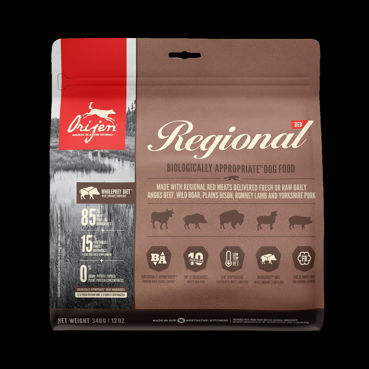 ORIJEN Cão Regional Red