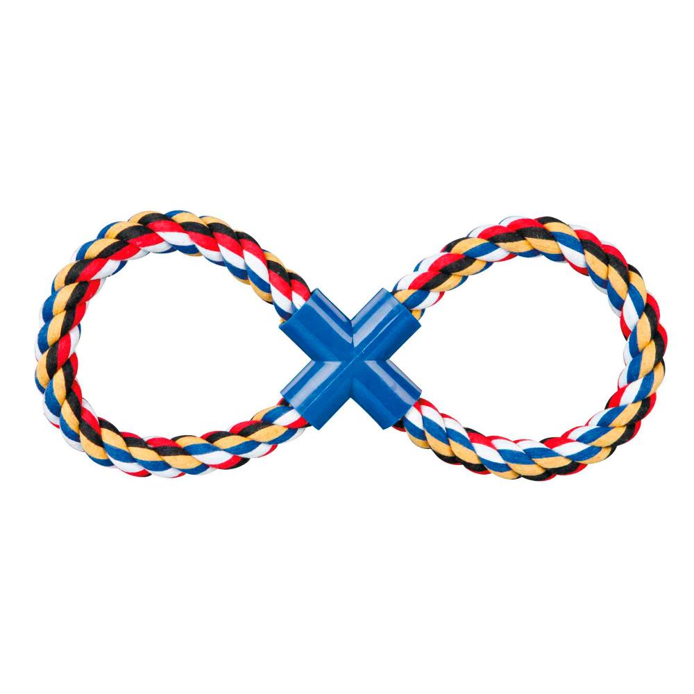 TRIXIE Corda em 8 Multicolorida