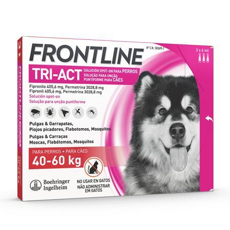 FRONTLINE Tri-Act 40-60 Kg