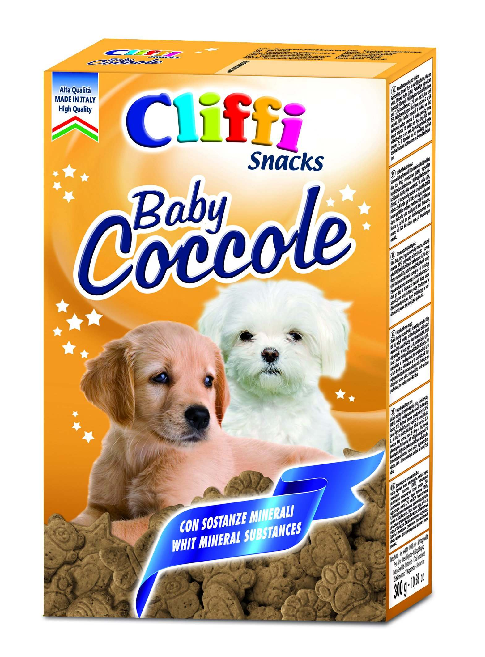 CLIFFI - Baby Coccole