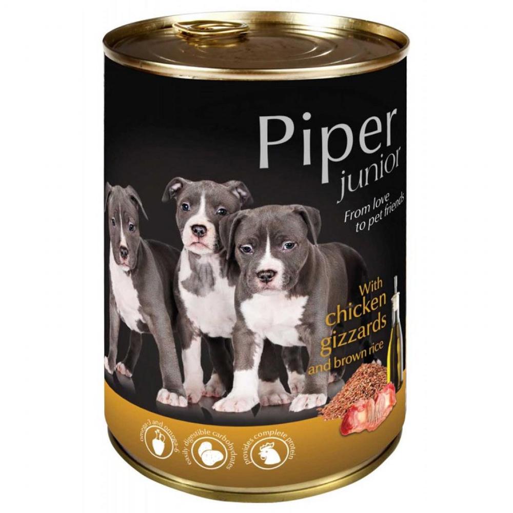 PIPER - Junior Frango e Arroz Integral