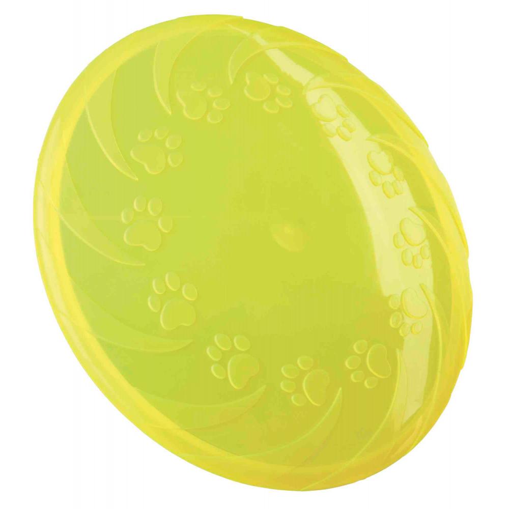 TRIXIE Disco Frisbee em Borracha Termoplástica