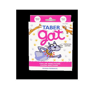 TABERGAT - Coleira Antiparasitária