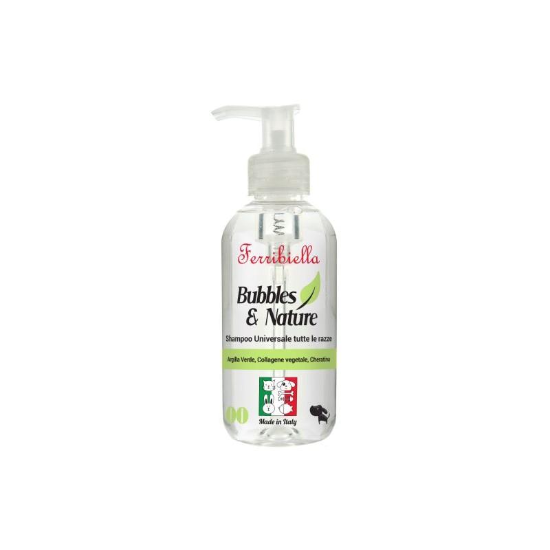 FERRIBIELLA Bubbles & Nature - Shampoo Universal 250 ml