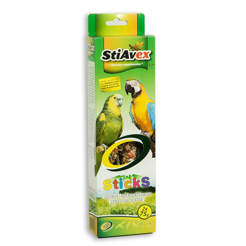 ORNI-EX Stiavex para Papagaios 2x80 gr