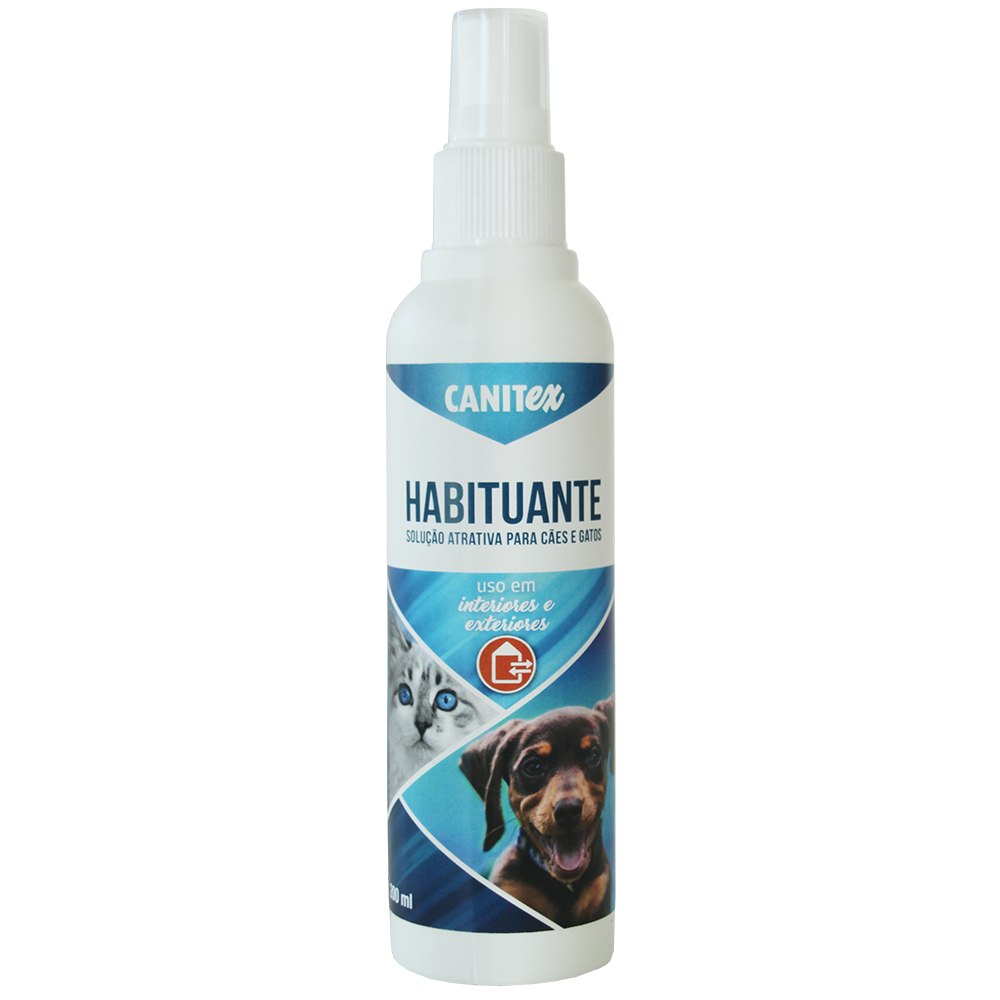 ORNI-EX Canitex - Habituante/Atrativo para Cães e Gatos - 200 ml
