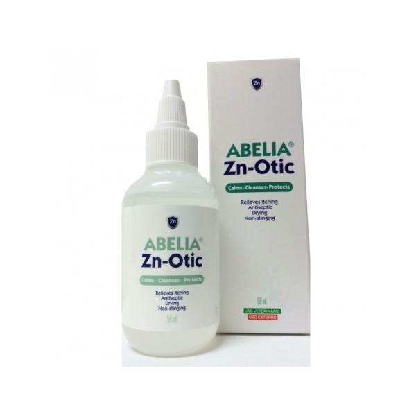 VETNOVA ABELIA® Zn-Otic Solução para ouvidos (59ml)