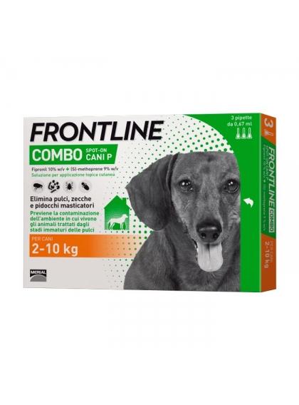 FRONTLINE Spot On Combo 2-10 Kg