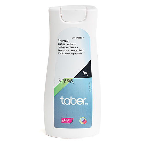 TABERDOG - Shampoo Anti-Parasitário 200 ml