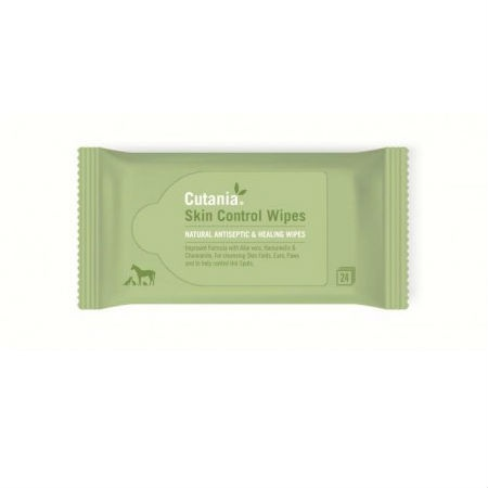 VETNOVA CUTANIA® Skin Control Wipes