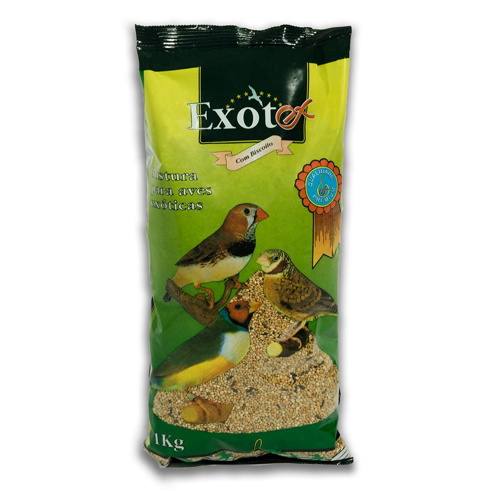 ORNI-EX Exotex - Mistura para Exóticos