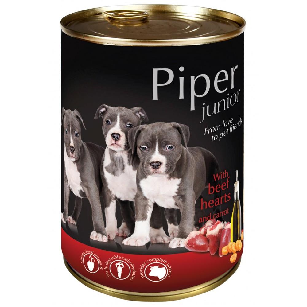 PIPER - Junior Vaca e Cenoura