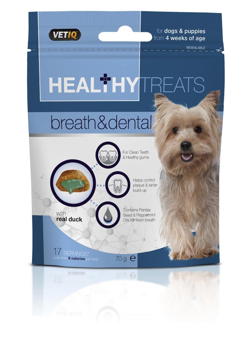 VETIQ Healthy Treats Breath & Dental