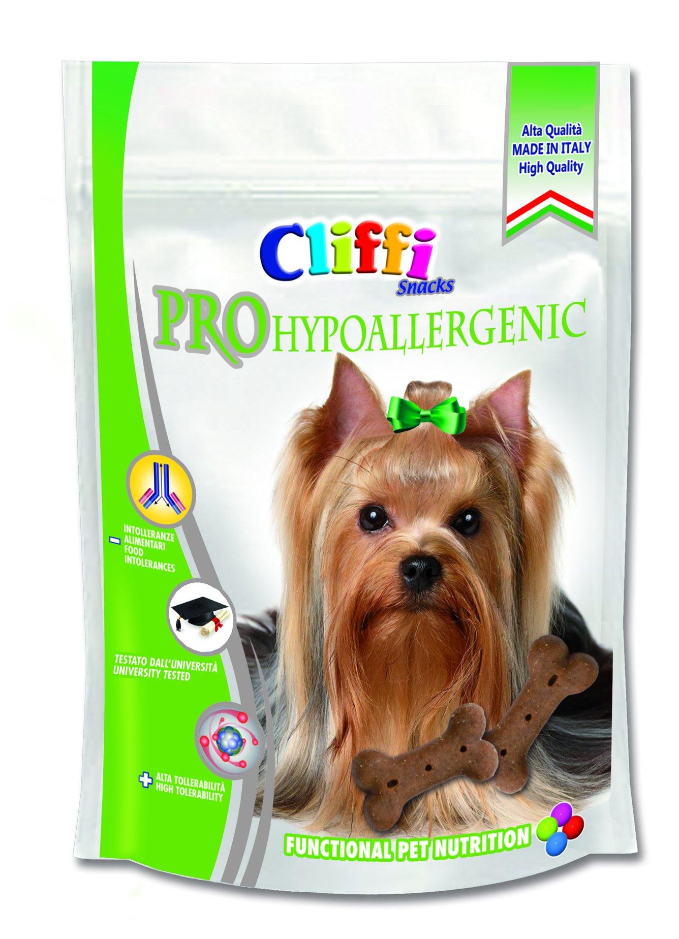 CLIFFI - Pro Hypoallergenic Snack Semi-Humido