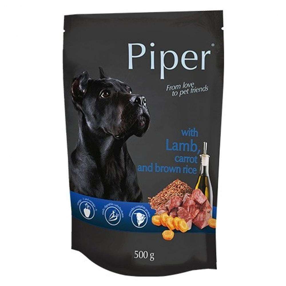 PIPER - Borrego, Cenoura e Arroz Integral