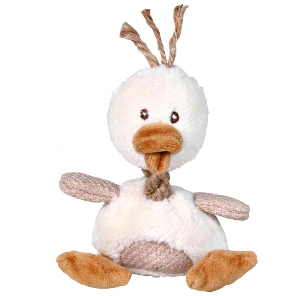 TRIXIE Pato em Peluche com Som