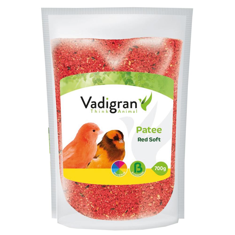 VADIGRAN Papa Vermelha Soft