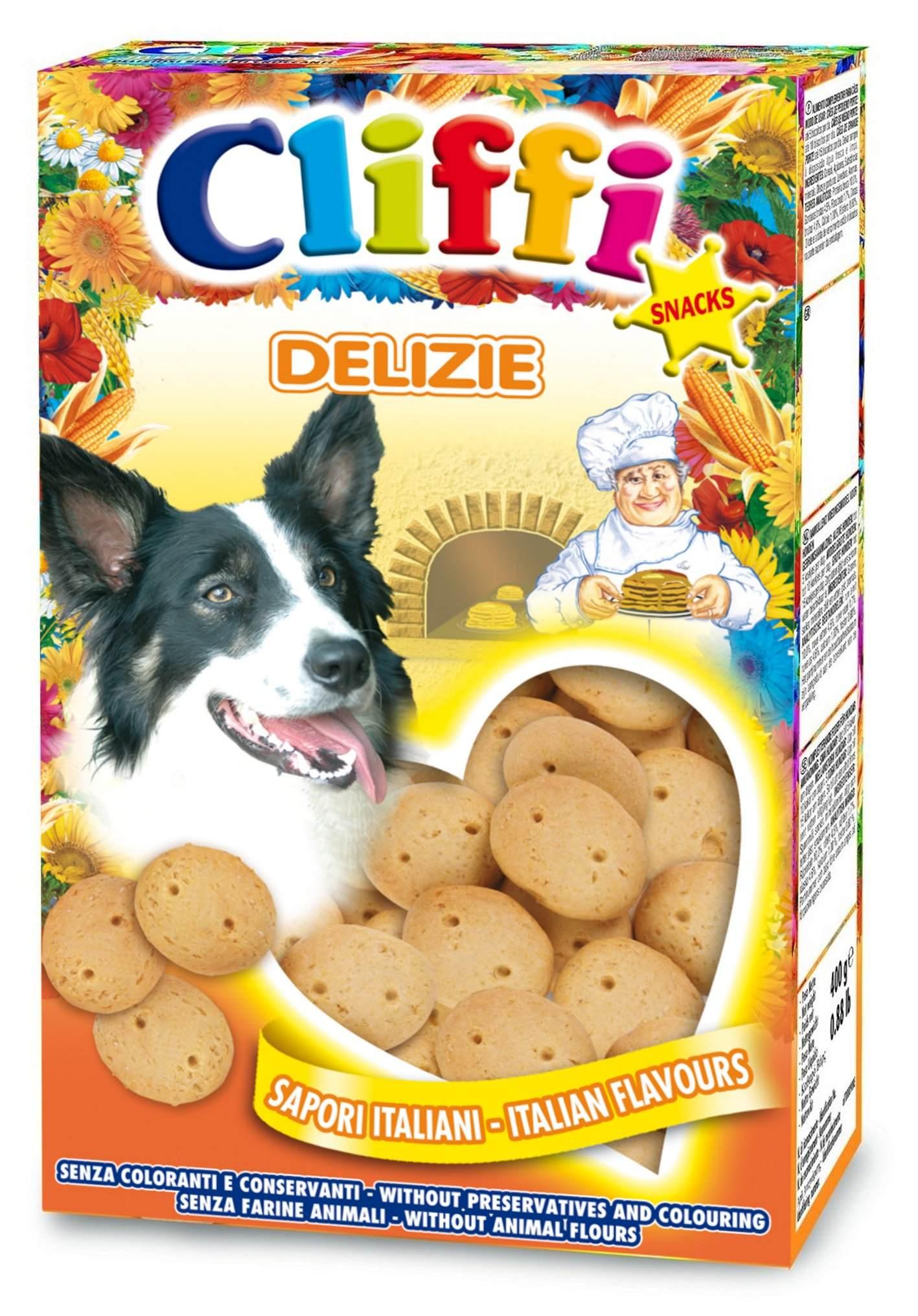 CLIFFI - Delizie