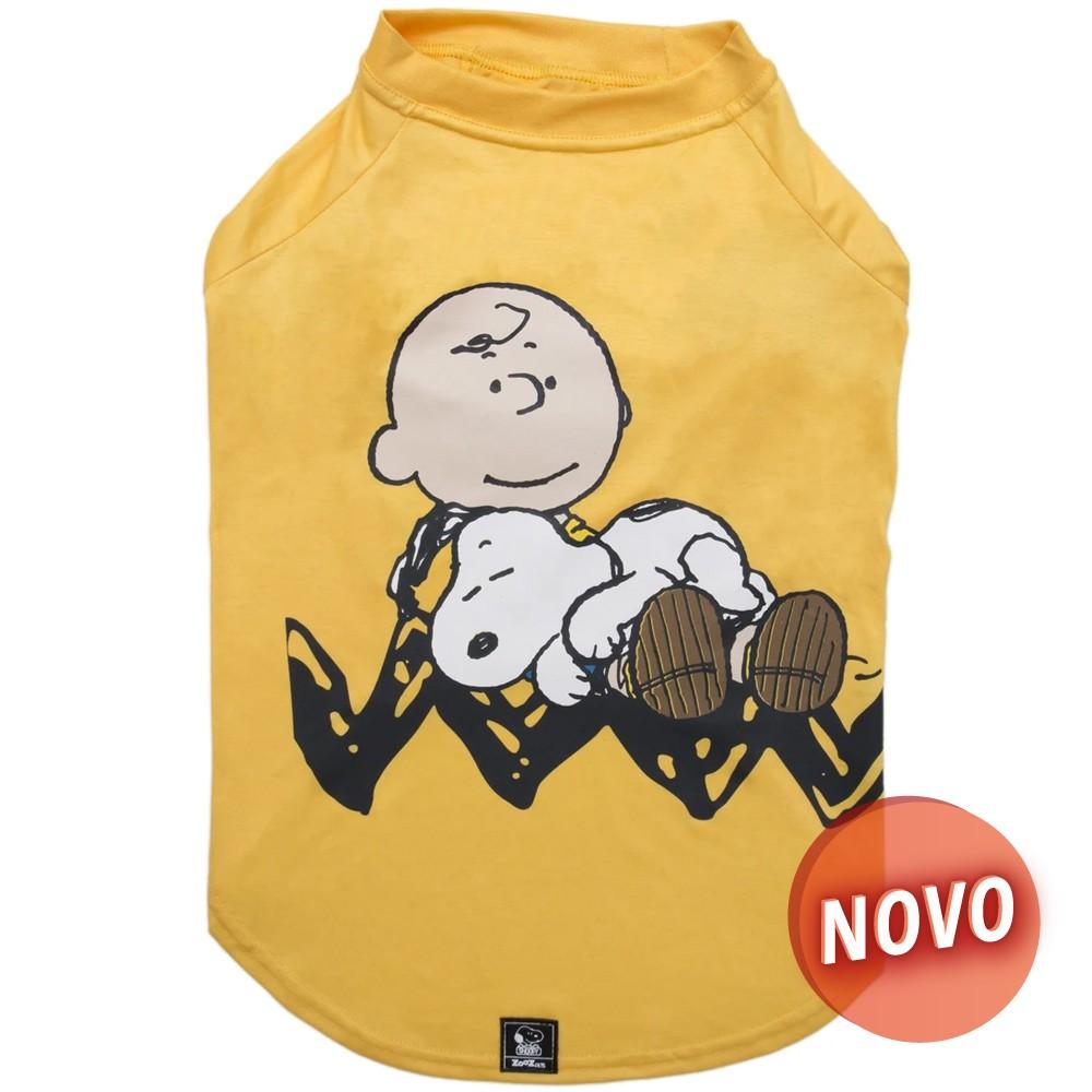 SNOOPY Sweatshirt - Sleeping Amarelo