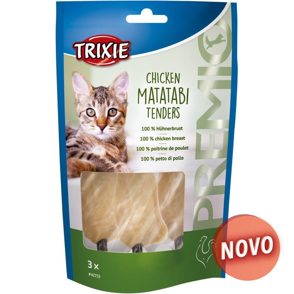TRIXIE Premio - Chicken Matatabi Tenders