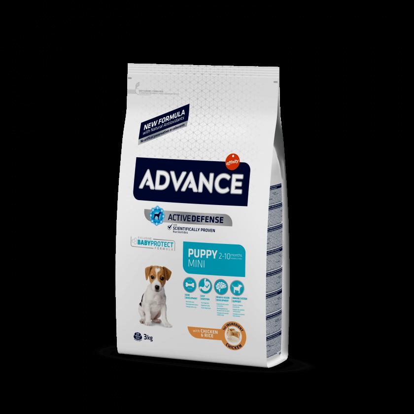 Advance Mini Puppy Chicken & Rice
