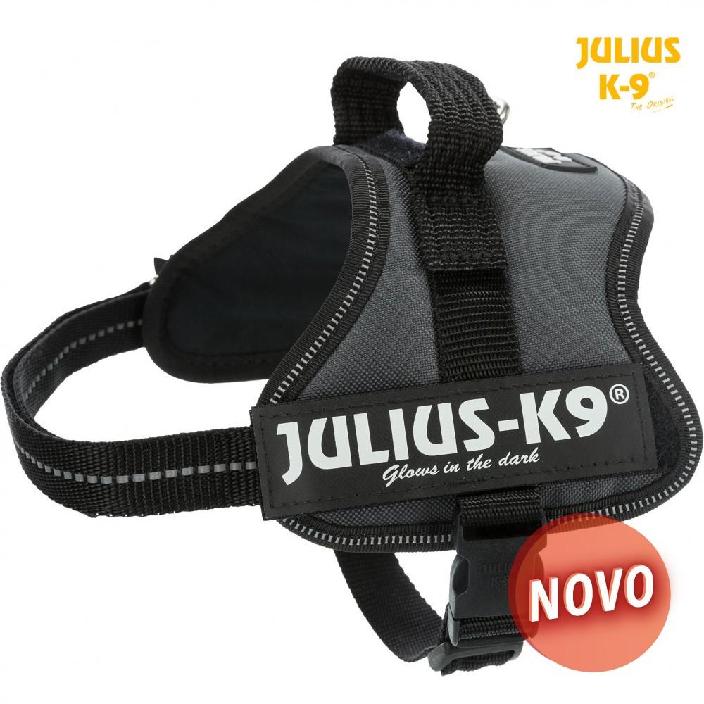 JULIUS K-9 Peitoral - Antracite