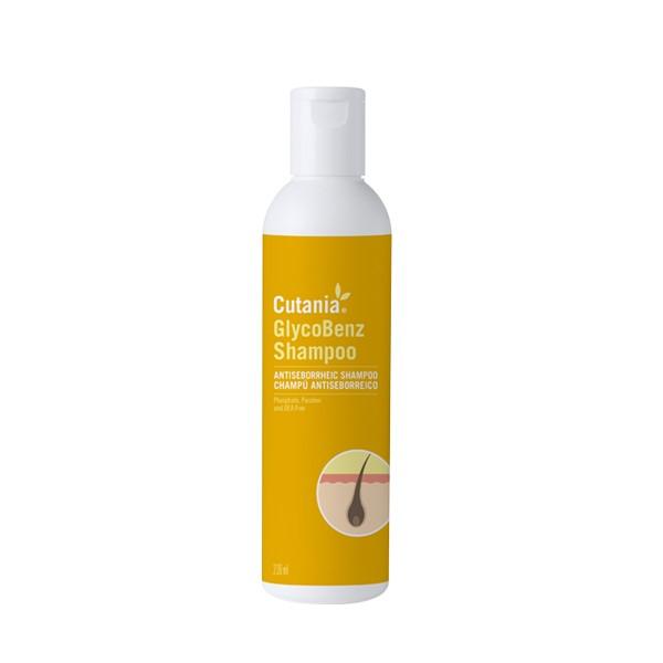 VETNOVA CUTANIA® GlycoBenz Shampoo 236ml