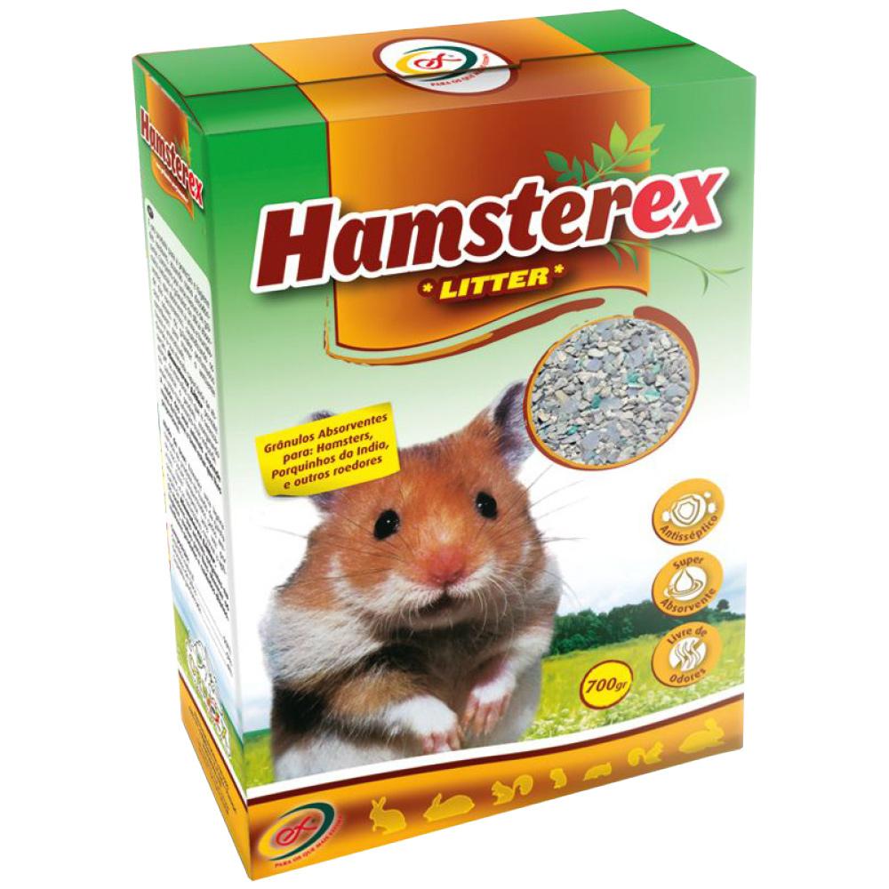 ORNI-EX Hamsterex Litter - Absorvente/Desodorizante