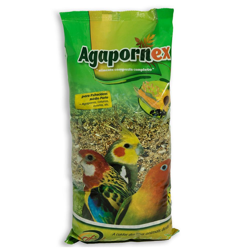ORNI-EX Agapornex - Mistura para Agapornis