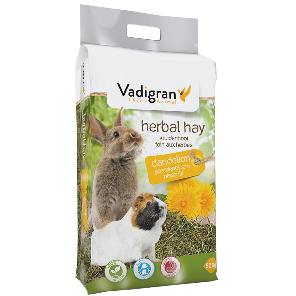 VADIGRAN Vadibed - Feno Natural com Dente de Leão