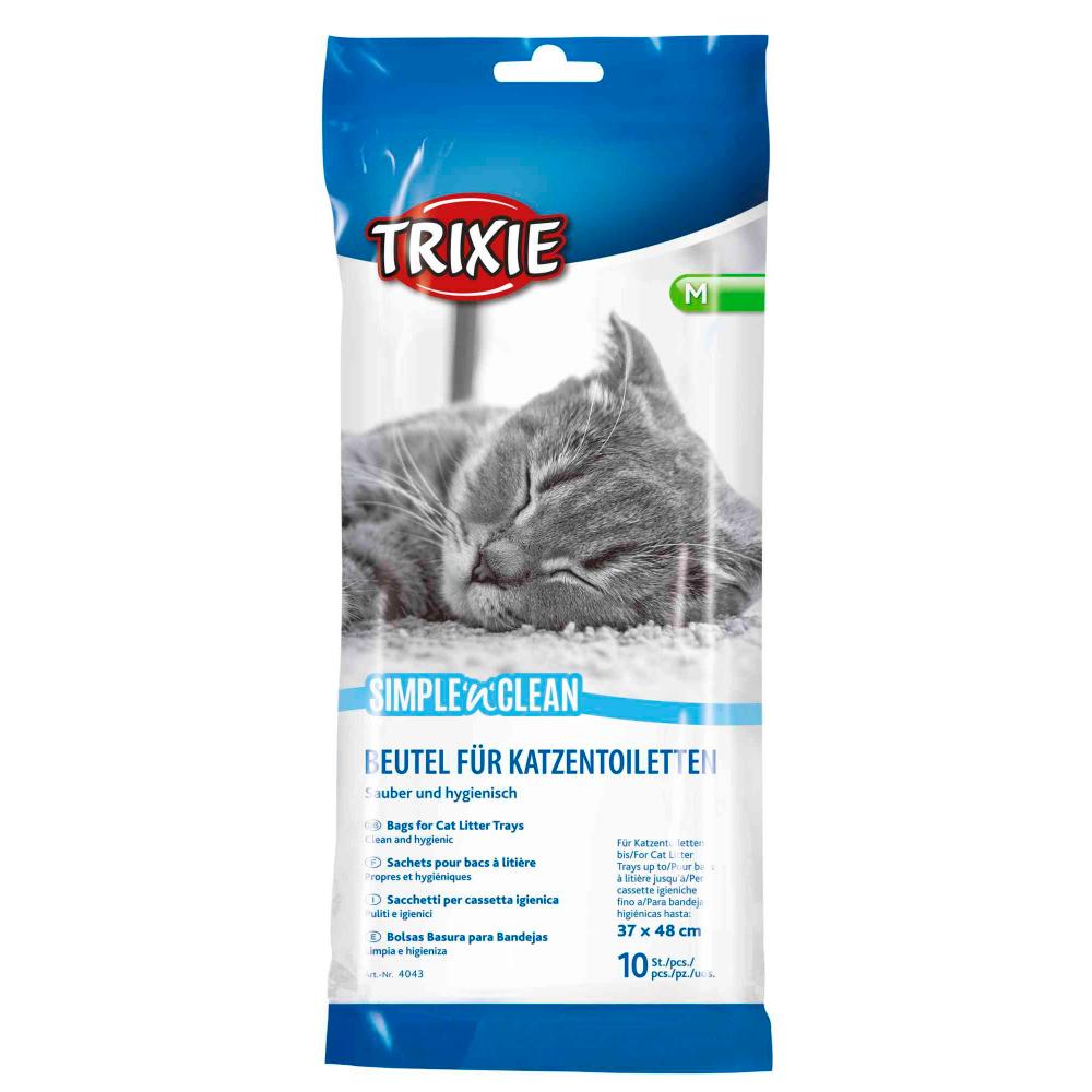 TRIXIE Sacos Plástico para Toilete - 10 Unid.