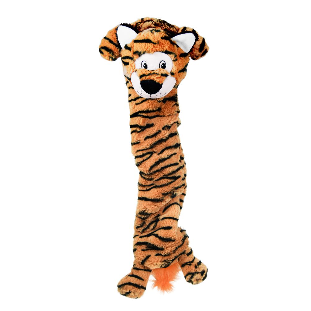 Kong Stretchezz Jumbo Tiger - X-Large