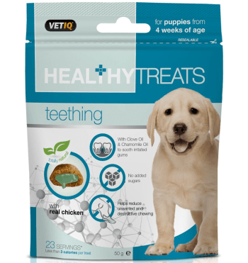 VETIQ Healthy Treats Teathing for Puppies